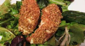 Cajun Pecan Crusted Chicken