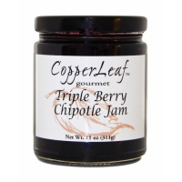 Triple Berry Chipotle Jam